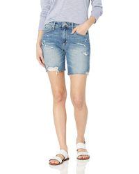 Joe's Jeans Bermuda Jean Short - Blue