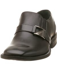 Kenneth Cole Well To Dew Monk Strap Loafer,black,8 M