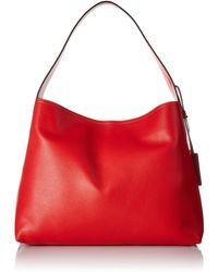 Emporio Armani Designer Hobo Bag - Black