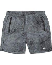 RVCA - Yogger Iii Short - Lyst