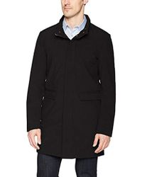 DKNY - Water Resistant Soft Shell Jacket - Lyst