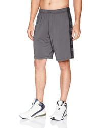 Starter Mens 9 Basketball Short with Mesh Panel and Pockets Exclusive