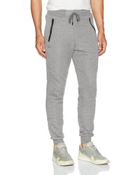 Russell Athletic Cotton Rich Fleece Jogger - Gray