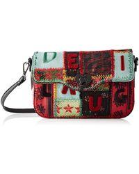Desigual 19waxabg Cross-body Bag - Multicolor