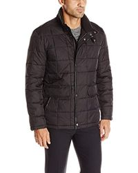 Cole Haan - Box Quilt Jacket - Lyst