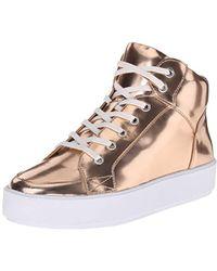 Nine West - Verona Synthetic Fashion Sneaker - Lyst