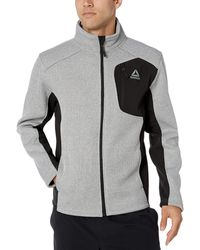 Reebok Outerwear Jacket - Gray