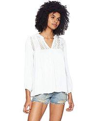 O'neill Sportswear S Mara Woven - White