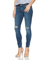 DL1961 - Margaux Instasculpt Ankle Skinny Jeans - Lyst