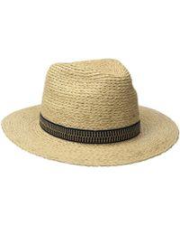 758c00f6191 Lyst - Brixton Steeler Hat in Green for Men