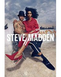 Steve Madden - S Rolo Casted Guitar Lobster Necklace - Lyst