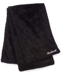 Carhartt Ultrasoft Fleece Scarf - Black