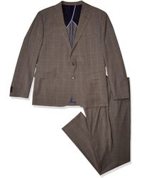 Cole Haan Slim Fit Suit - Gray