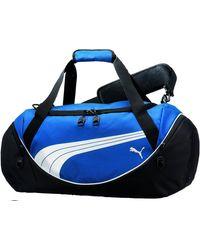PUMA Teamsport Formation 24 Inch Duffel Bag - Blue