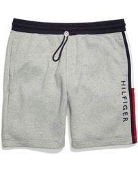 Tommy Hilfiger ADP Liam Sweat Legere Shorts - Grau