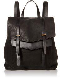 Lucky Brand Womens Odin Backpack - Black
