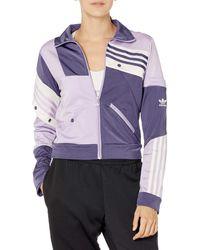 adidas Originals Danielle Cathari Track Top - Purple