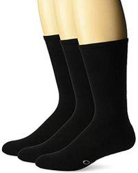 O'neill Sportswear Commons 3 Pack Crew Sock - Black