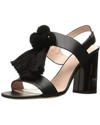 Kate Spade - Central Too Heeled Sandal - Lyst