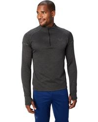 Peak Velocity Thermal Waffle 'build Your Own' Athletic-fit Run - Black