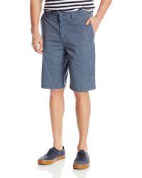 O'neill Sportswear 22 Inch Outseam Classic Walk Short - Blue