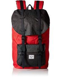 171e7f9a11e Lyst - Herschel Supply Co. Little America Backpack in Black for Men