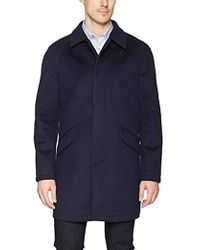 DKNY - Water Repellent Rain Jacket - Lyst