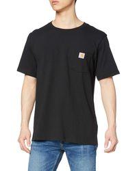 Carhartt Relaxed Fit T-shirt - Black