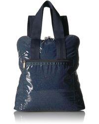 LeSportsac Classic Everyday Backpack - Blue