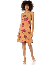 Volcom How Daisy Do It Cami Dress - Multicolor