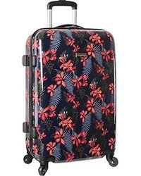 "Tommy Bahama Michelada 24"" Hardside Spinner Suitcase - Multicolor"