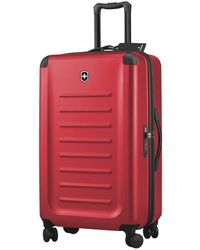 Victorinox Spectra 2.0 Hardside Spinner Suitcase - Red
