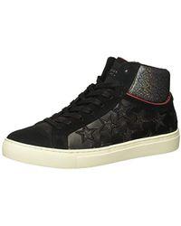 fafe08e925bf3d Skechers Skecher Street Side Street-glitter Star High Top Fashion Sneaker