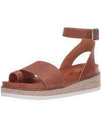 Lucky Brand Itolva Sandal - Brown
