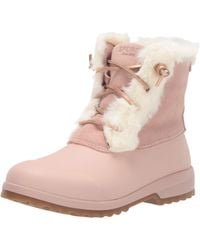 Sperry Top-Sider Maritime Repel Suede - Pink