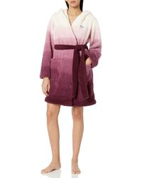 Tommy Hilfiger Hooded Robe, - Multicolor