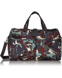 Kipling Itska Duffle Bag - Black