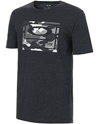 859ce4804e Oakley - 50-dtp Camo Box Shirts - Lyst