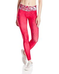Desigual - S' Sport Long Tight Paisley, - Lyst