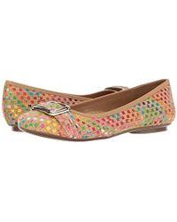 Vaneli Solana Ballet Flat - Multicolor