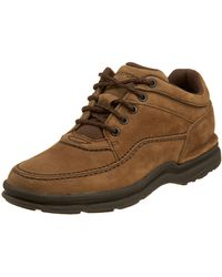 Rockport World Tour Classic Walking Shoe,chocolate,5.5 M Us - Brown