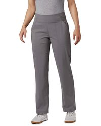 Columbia Anytime Casual Relaxed Pant - Gray