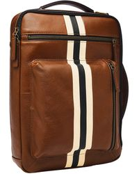 Fossil Mens Commuter - Brown