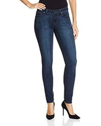 PAIGE - Verdugo Ultra Skinny Jeans-connelly - Lyst