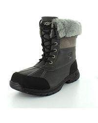 UGG Butte Snow Boot - Black