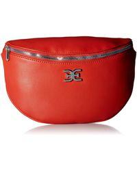 Sam Edelman Sophia Belt Bag - Red