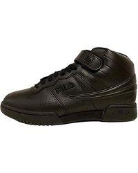 c4e5d39cc3 Fila F-13 Lineker Sneakers in Black for Men - Lyst