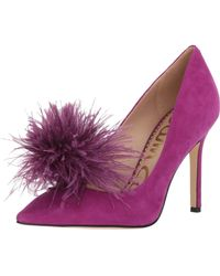 Sam Edelman Haide Pump - Purple