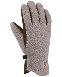 Carhartt Sherpa Glove - Natural