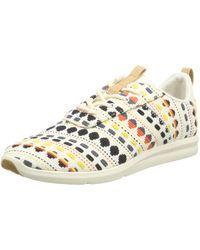 TOMS Womens Cabrillo Sneaker - Multicolor
